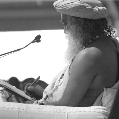Cover art for Troubled by Fear? Just Change Your Channel! - Sadhguru