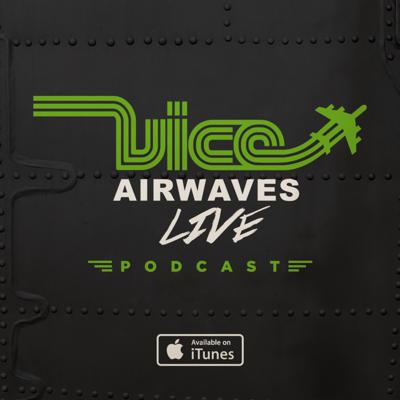 Cover art for Vice Airwaves LIVE - End Of 2019 Mix