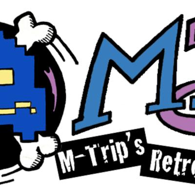 Cover art for M-Trip's Retro Rock-Out #7