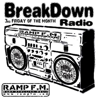 Cover art for BREAKDOWN RADIO _ FEB 2011_ JOHNNYPLUSE & DJOBESE