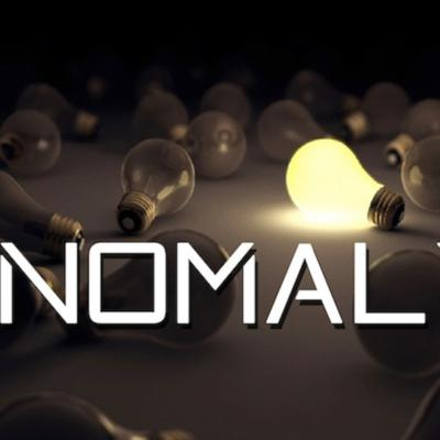 Cover art for Anomaly-For God so Loved....