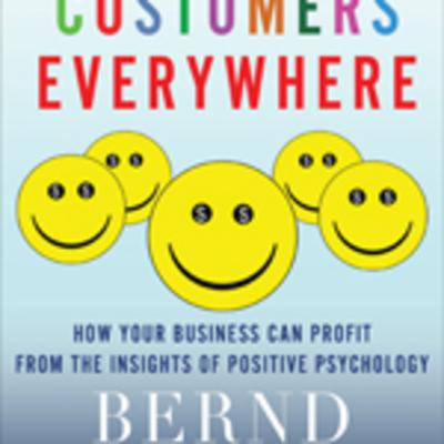 Cover art for Happy Customers Everywhere with Bernd Schmitt