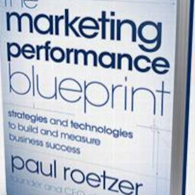 Cover art for The Marketing Performance Blueprint with Paul Roetzer