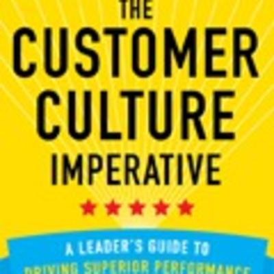 Cover art for The Customer Culture Imperative - Interview with Dr Linden Brown