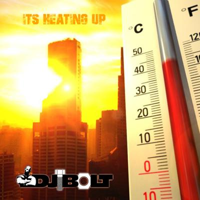 Cover art for It's Heating Up