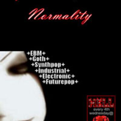 Cover art for Normality 10-2014