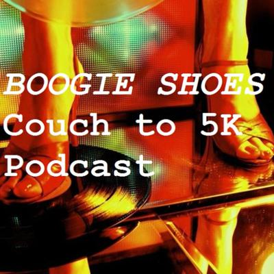 Cover art for Boogie Shoes Couch to 5K  - Week 6, Day 3