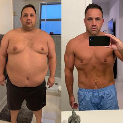 Cover art for Episode 25: JC talks bout his drive behind losing 210lbs in 10mths