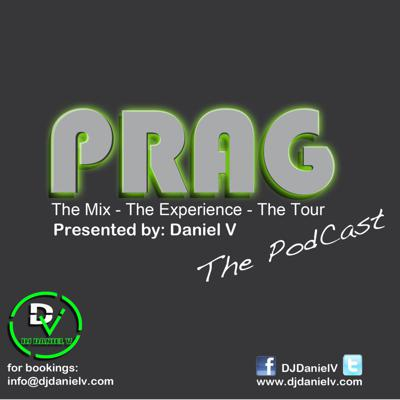 Cover art for Daniel V PodCast February 2015 The Mix - The Experience - The Tour
