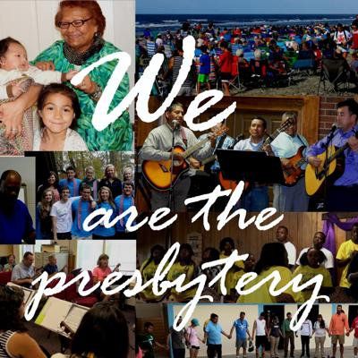 Cover art for WE are the presbytery