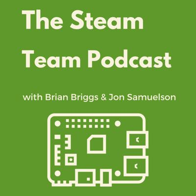 Cover art for The Steam Team - Episode 7 Microbit