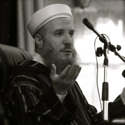 Cover art for Shaykh Yaseen introduces Shaykh Muhammad al-Yaqoubi