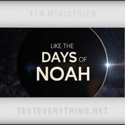 Cover art for Episode 515: TE: Like the Days of Noah