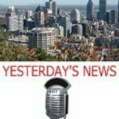 Yesterday's News with Mark Korman