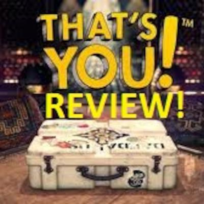 Cover art for That's You! Review for PS4