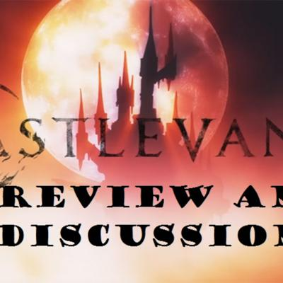 Cover art for Castlevania: Review and Discussion