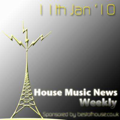 Cover art for House Music News Weekly - 16th March 09