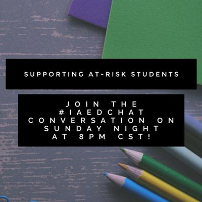 Cover art for Supporting At-Risk Students