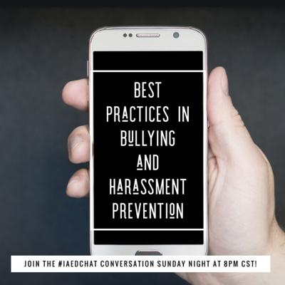 Cover art for Best Practices in Bullying and Harassment Prevention