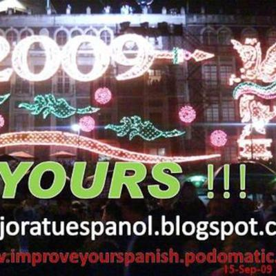 LEARN SPANISH with  IYOUR's Podcast