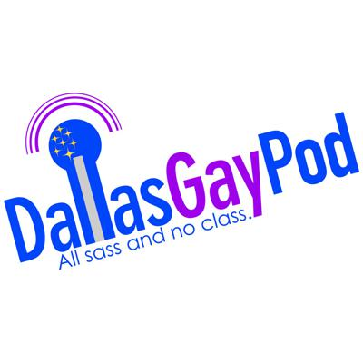 DallasGayPod Podcasting for over 5 years, Captain (Gay) & Fonda (Straight) discuss in a blunt, raw fashion, sex from both the gay and straight perspectives. You'll also experience good debates on current events and politics.  Of course we wouldn't be a classic queer variety without trashing-talking pop culture and those who grace the presence of the headlines.  Though many miles separate the two, no distance will keep them from bringing you an entertaining show! The combined talents of Captain and Fonda guarantee to enlighten and entertain!