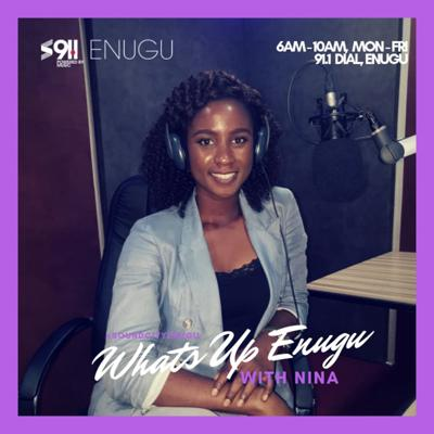 Cover art for What's Up Enugu with Nina: After Show Podcast | 0906 Edition