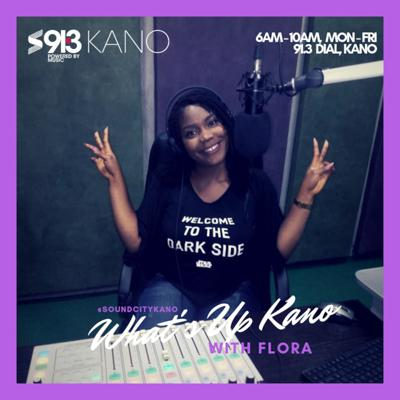 Cover art for What's Up Kano with Flora - After Show Podcast | 0904 Episode
