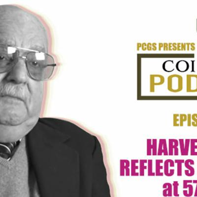 Cover art for CoinWeek Podcast #131: Harvey Stack Reflects on Stack's at 57th Street