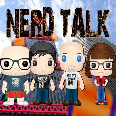 Come join the Geektastic fun that is Nerd Talk! Boss Tech, Sidokens, SuperBeard, & LexiConfetti talk the latest tech, Cons, movies, obscure Top Tens, & maybesome funcompetition! It's the most fun you can have on a Friday night… really! See acast.com/privacy for privacy and opt-out information.
