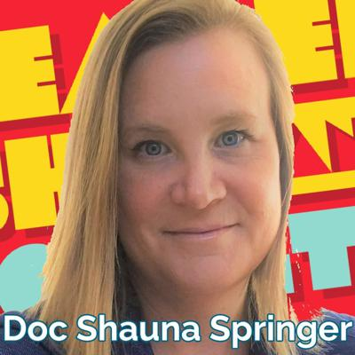 Cover art for Doc Shauna Springer: The COVID Anxiety Crisis
