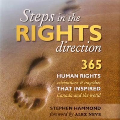 Join me every day for Human Rights a Day. It's a journey through 365 Days of Human Rights Celebrations and Tragedies That Inspired Canada and the World. The short 2 minute readings are from my book Steps in the Rights Direction. Meet people who didn't want to be special but chose to stick their neck out and stand up for what they believed and in doing so changed our world. There's still room for you to make a difference. Start each day with something that will inspire and motivate you to take a chance - to make the world better for us all. See acast.com/privacy for privacy and opt-out information.