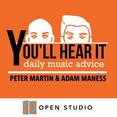 Apodcast about listening to and playing music better from musicians Peter Martin and Adam Maness. Listen for a combo of actionable advice and occasional humor. A podcast from Open Studio -