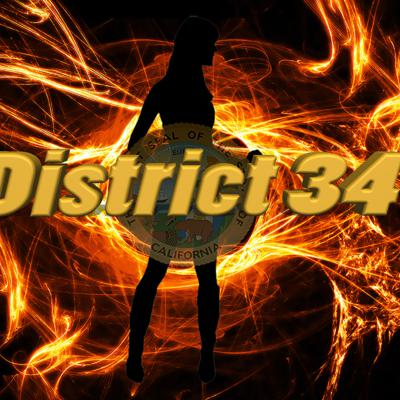 District 34 Podcast with Tina-Desiree Berg