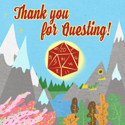 Thank You For Questing