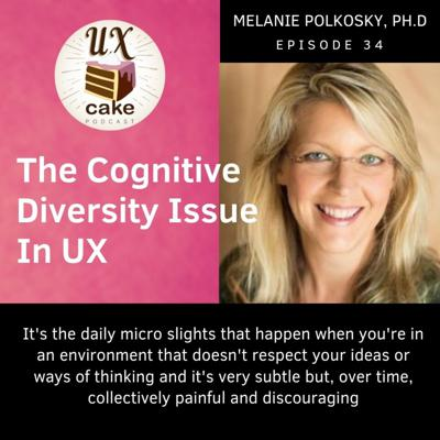 Cover art for The Cognitive Diversity Issue in UX