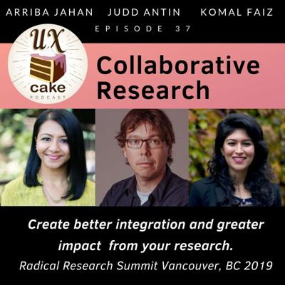 Cover art for Collaborative Research