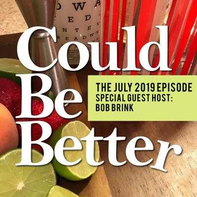 Cover art for The July 2019 Episode