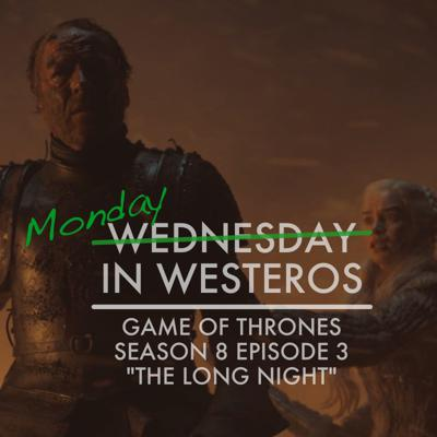Cover art for Game of Thrones - S8E3 - The Long Night