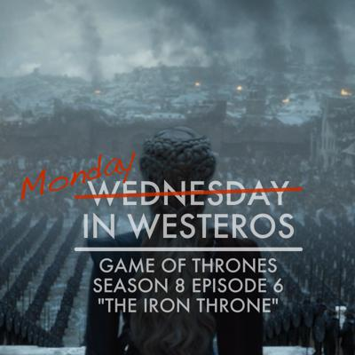 Cover art for Game of Thrones S8E6 - The Iron Throne
