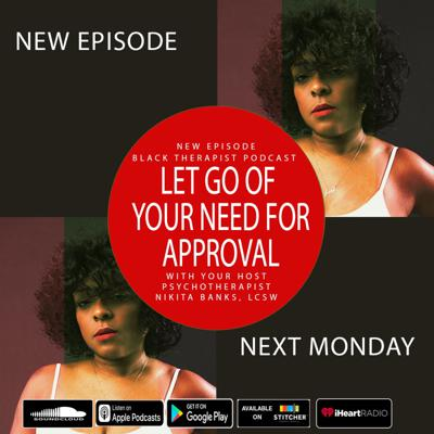 Cover art for Let Go Of Your Need For Approval
