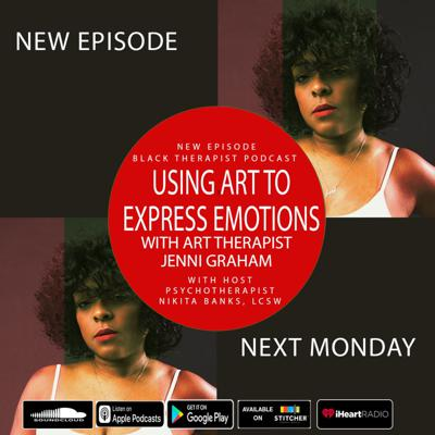 Cover art for Using Art to Express Emotions