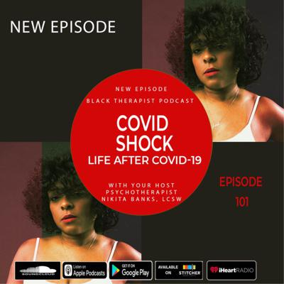 Cover art for Covid shock