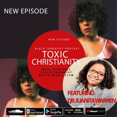 Cover art for Toxic Christianity