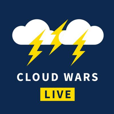 Cloud Wars Live with Bob Evans