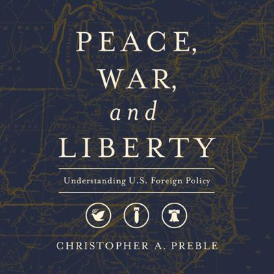 Cover art for Peace, War, and Liberty