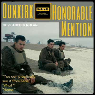 Cover art for Honorable Mention - Dunkirk