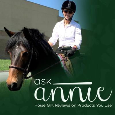 Cover art for #AskAnnie - Episode 35: SmartMesh Ultimate Fly Sheet by SmartPak