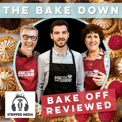 The Bake Down is the go to podcast for those who can't get enough of the Great British Bake Off. Founder of Bake With A Legend (the company that let's you bake alongside former contestants) Josh Landy will be joined by former contestants Howard Middleton and Jane Beedle for the duration of the 2019 series to digest the latest action in the tent. If you want the inside track and inspired insight, this is the podcast for you. See acast.com/privacy for privacy and opt-out information.