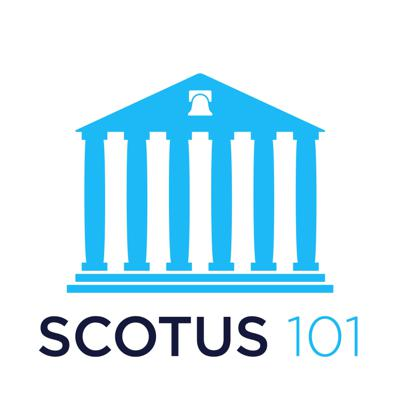 Cover art for #101: SCOTUS Friends & Feuds