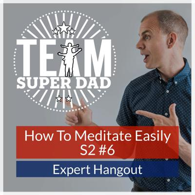 Cover art for How To Meditate Easily - Expert Hangout Podcast